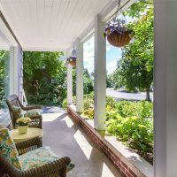 After_Exterior Remodel_Front Porch_1940's | Renovation Design Group