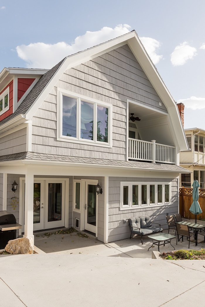 After Remodel Exterior Back Patio Outdoor Spaces | Renovation Design Group
