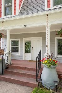 After Remodel Exterior Front Porch Outdoor Spaces | Renovation Design Group