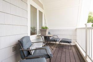 After_Exterior_Second Story Deck_Master Bedroom Deck | Renovation Design Group