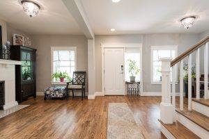 After_Interior_Living Room_2nd Ave Reconstruction | Renovation Design Group