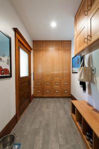 After_Interior_Mudroom_Craftsman Remodel   Renovation Design Group