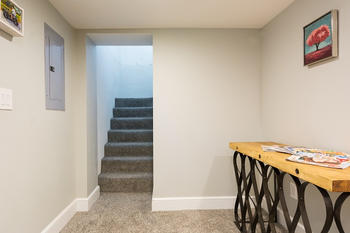 After_Interior Renovation_basement_Bungalow Basement | Renovation Design Group