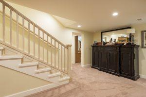 After Interior basement Remodels Family Rooms Blaine Avenue Addition Renovation Design Group