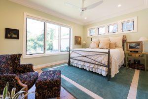 After Interior basement bedroom Remodel Basement Remodel Blaine Avenue Addition | Renovation Design Group