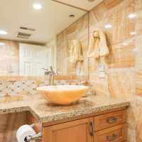 After Interior basement bathroom Remodel Basement Remodel Blaine Avenue Addition | Renovation Design Group