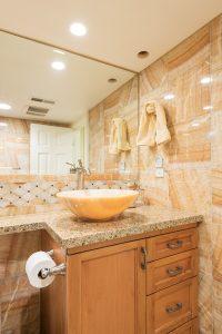 After Interior basement bathroom Remodel Basement Remodel Blaine Avenue Addition | Renovation Design Group