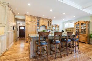 After Interior kitchen Remodel Basement Remodel Blaine Avenue Addition | Renovation Design Group