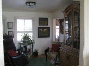 Before Interior Great Room Remodel Basement Remodel Blaine Avenue Addition | Renovation Design Group