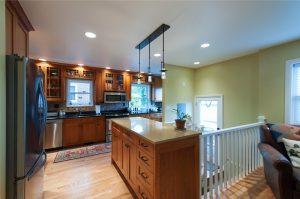 _Second Story_Kitchen_Tudor Style Home   Renovation Design Group