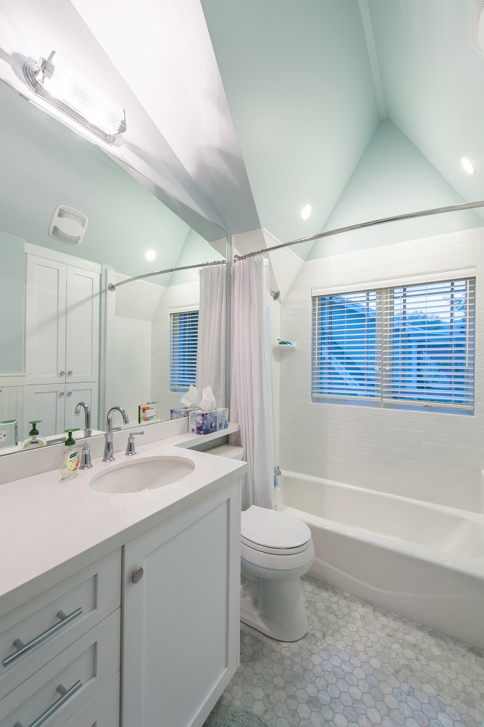 Second Story_Bathroom Remodel_Tudor Home Renovations | Renovation Design Group
