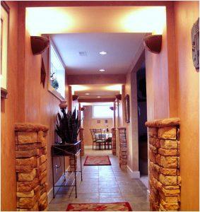 Basement Remodel Craftsman Interior | Renovation Design Group