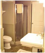 Small Basement Bathroom Remodel Small Basement Bathroom Remodel | Renovation Design Group