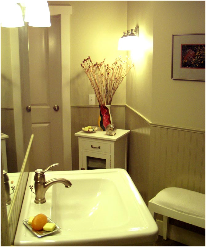 Small Basement Bathroom Remodel | Renovation Design Group