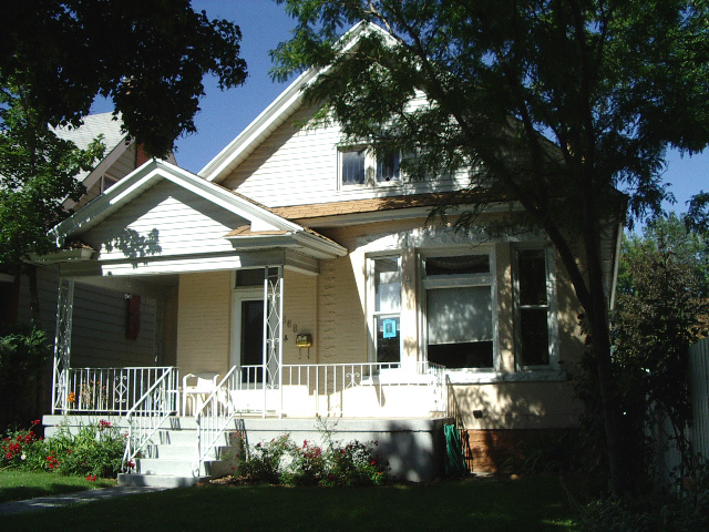Before Victorian Exterior | Renovation Design Group