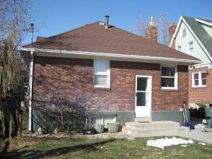 Before_897_Exterior Remodeling_Back of House_Tudor Exterior Remodels | Renovation Design Group