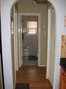 Before Bathroom Remodel Tudor Home | renovation Design Group