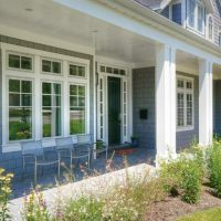 Cape Home Front Door Design | Renovation Design Group