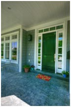 Cape House Door Design Cape Home Front Door Design Cape Home Front Porch Design Cape Home Windows Cape Home Design Porch Cape Home Design | Renovation Design Group