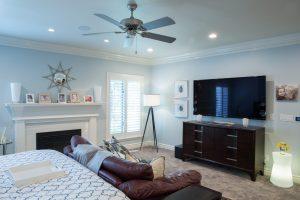 Briarcreek Contemporary, Interior Main Master Suite Remodel by Renovation Design