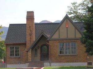 After Tudor home exterior | Renovation Design Group