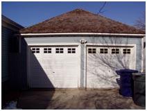 cottage-garage-before Cottage Garage Remodel | Renovation Design group