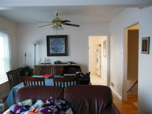 Before Cottage Great Room Remodel | Renovation Design Group