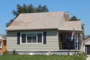 Before Cottage Exterior Curb Appeal Remodel   Renovation Design Group