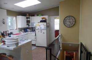 Before Kitchen remodel photo