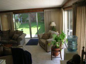 Before family room remodel | Renovation Design Group