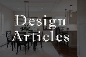 Renovation Design Group | Salt Lake City Utah | Design Articles