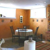 Small Dining Room Remodel in Basement | Renovation Design Group