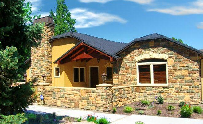 Tuscan exterior Porch | Renovation Design Group
