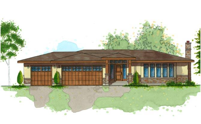 Craftsman Exterior | Renovation Design Group