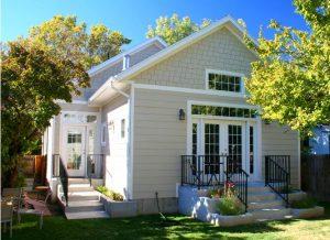 Bungalow Backyard Room Addition Exterior | Renovation Design Group
