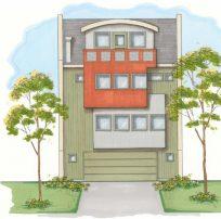 Modern Style Condominium Remodel & Exterior Update   Renovation Design Group