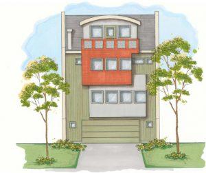 Modern Style Condominium Remodel & Exterior Update | Renovation Design Group