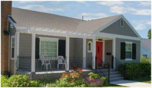 Cottage Exterior Update, Curb Appeal | Renovation Design Group