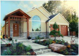 Duplex Exterior Remodel | Renovation Design Group