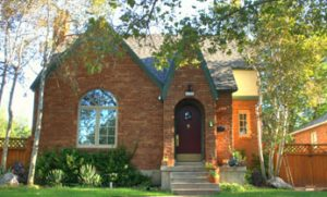 Tudor Home Second Story Remodeling   Renovation Design Group