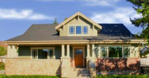 House Style: Bungalow: Craftsman Style Bungalows | Renovation Design Group Project Type: Curb Appeal Remodels Location: Salt Lake City, Utah Originally Built in: 1924