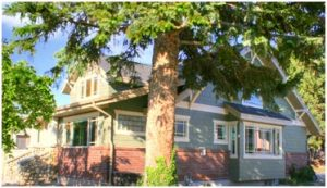 House Style: Bungalow: Craftsman Style Bungalows | Renovation Design Group Project Type: Curb Appeal Remodels Location: Salt Lake City, Utah Originally Built in: 1924 | Renovation Design group