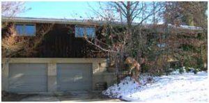 Ranch exterior garage remodel | renovation Design Group