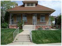 Bungalow Before Second Story Addition | Renovation Design Group