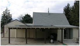 Back of Home Before Remodel | Renovation Design Group