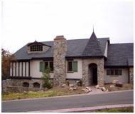 Tudor Home Exterior   Renovation Design Group