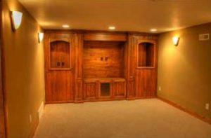 Family and Theater Room | Renovation Design Group