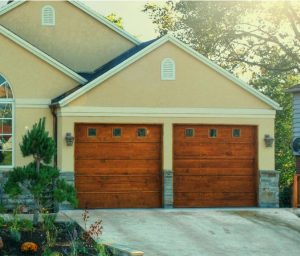 Duplex Exterior Remodel Garage | Renovation Design Group