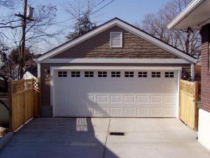 New garage | Renovation Design Group
