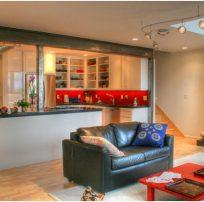 Modern Great Room remodel | Renovation Design Group